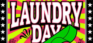 Laundry Day 2012 Festival Logo