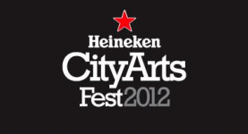 City Arts Fest 2012 Festival Logo