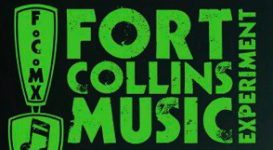 Fort Collins Music eXperiment 2012 Festival Logo
