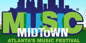 Music Midtown 2017 Festival Logo
