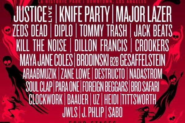 Day of the Dead Lineup