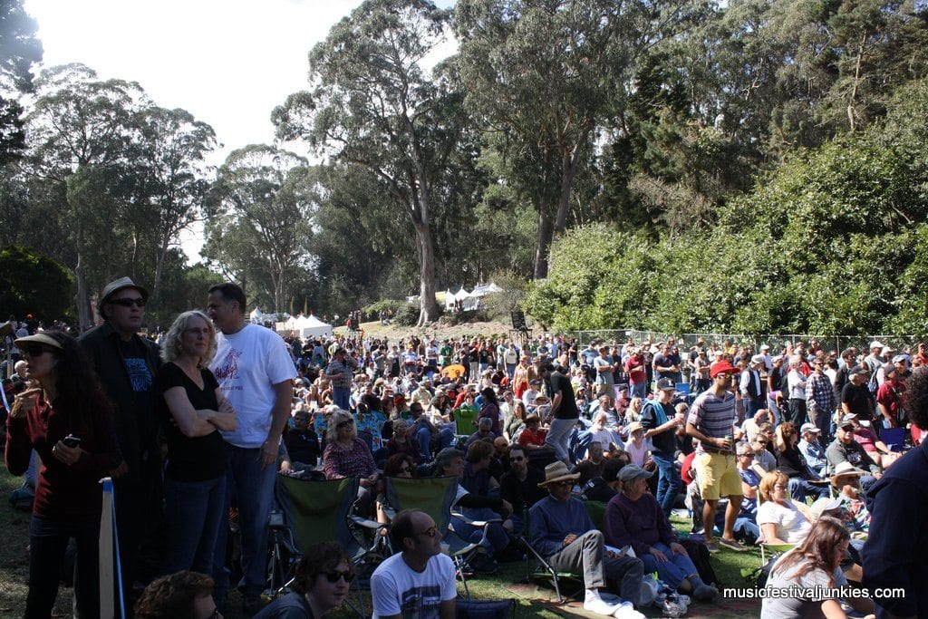 Photo Gallery: Hardly Strictly Bluegrass 2012
