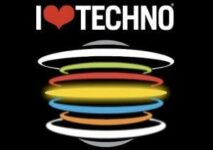 I Love Techno 2012 Festival Logo