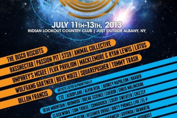 Camp Bisco 2013 Poster