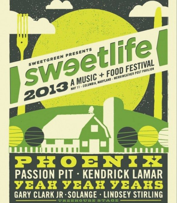 Sweetlife Festival 2013