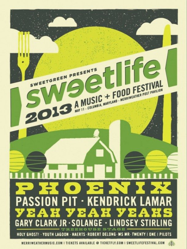 Sweetlife Festival 2013 Serves a Tasty Lineup