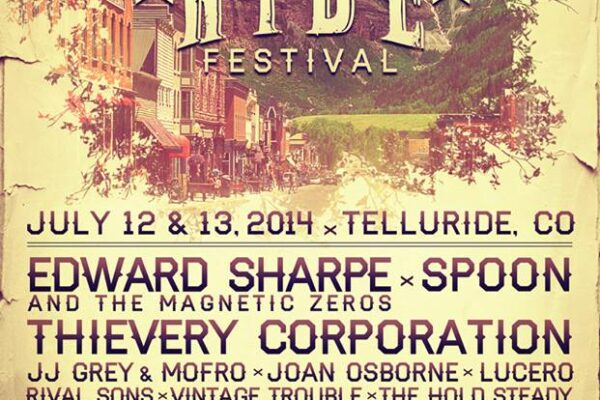 ride festival new poster 2014