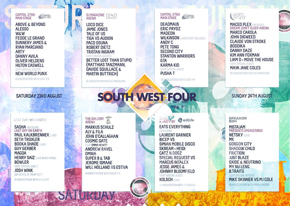 Southwest_Four_Lineup_Poster_2014