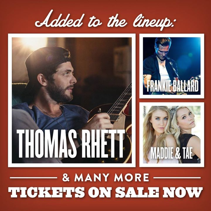 Boots and Hearts 2015 Festival Poster
