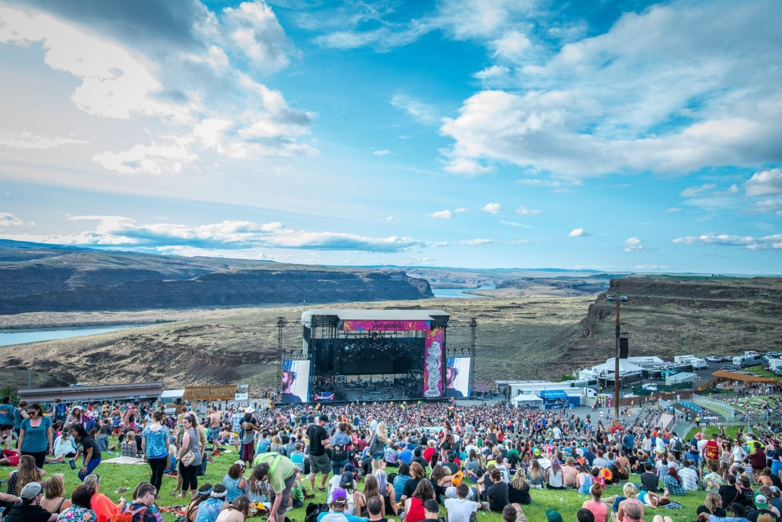 A guide for first-timers attending Sasquatch! Music Festival in ...