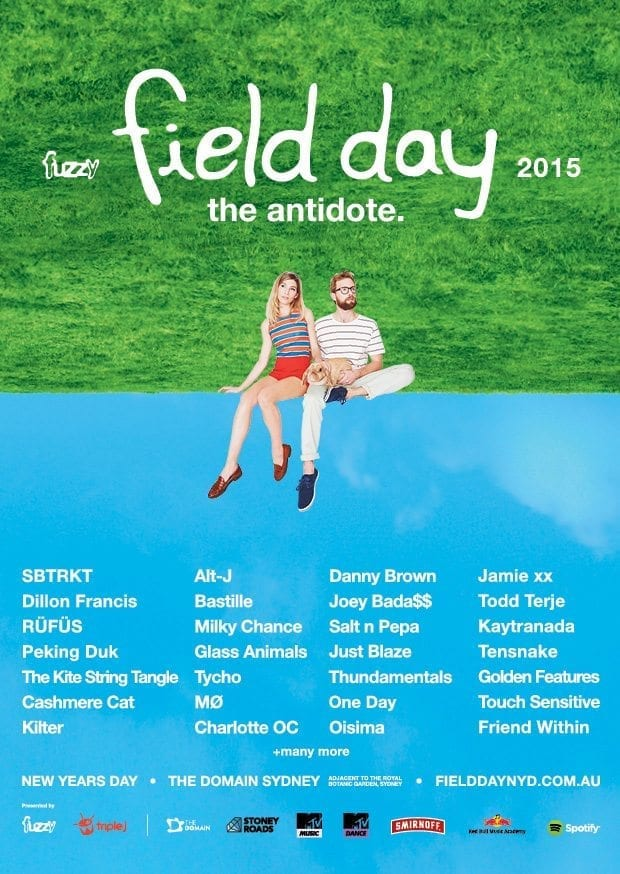 Field Day Nyd 2015