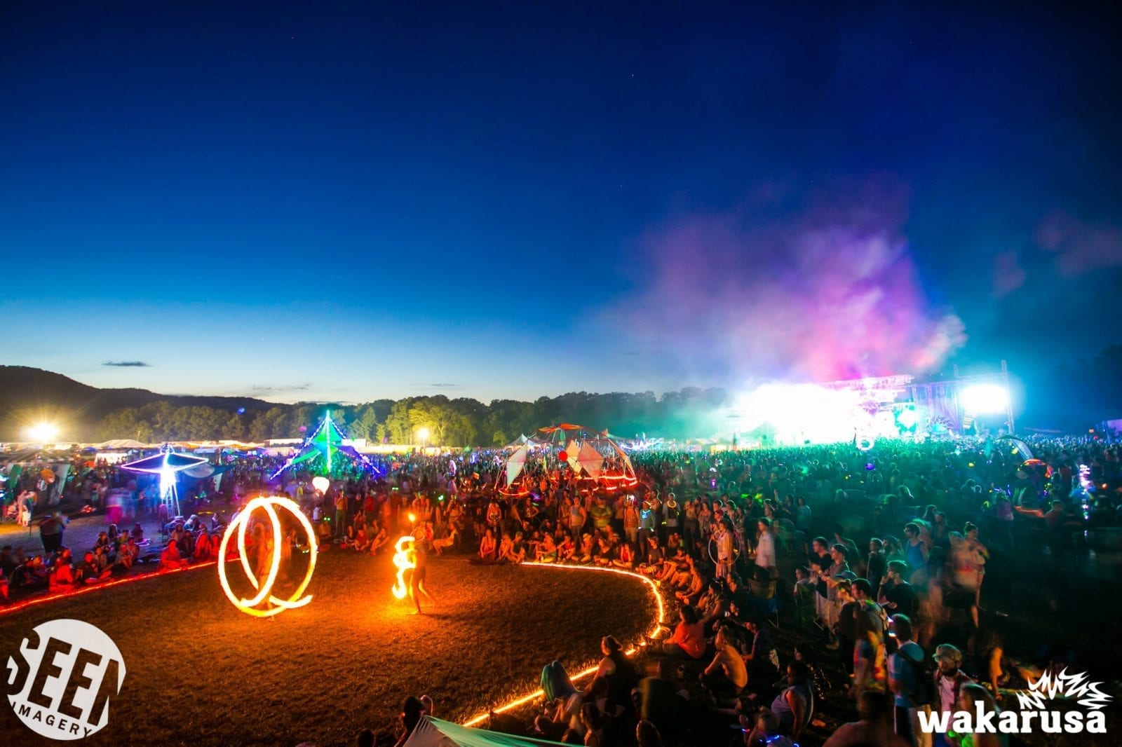Wakarusa 2015 Final Lineup: Major Lazer, Thievery Corporation, Lotus, Dirty Heads