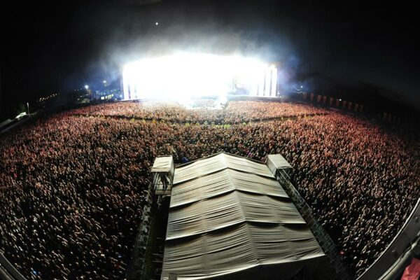 Sonisphere UK Crowd