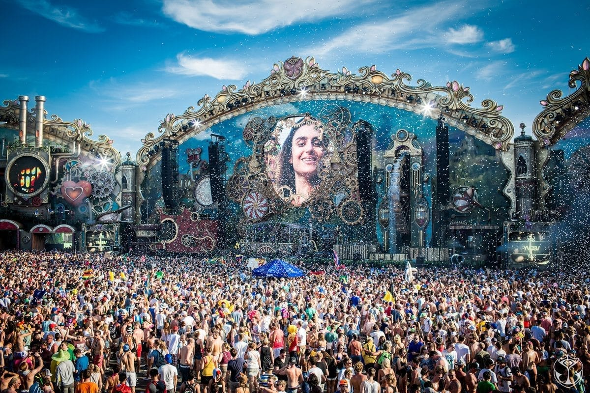 Tomorrowland Posts Dates/Tickets for 2015
