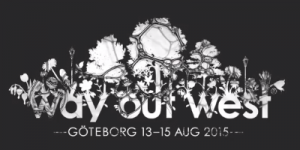 Way Out West 2015 Festival Logo