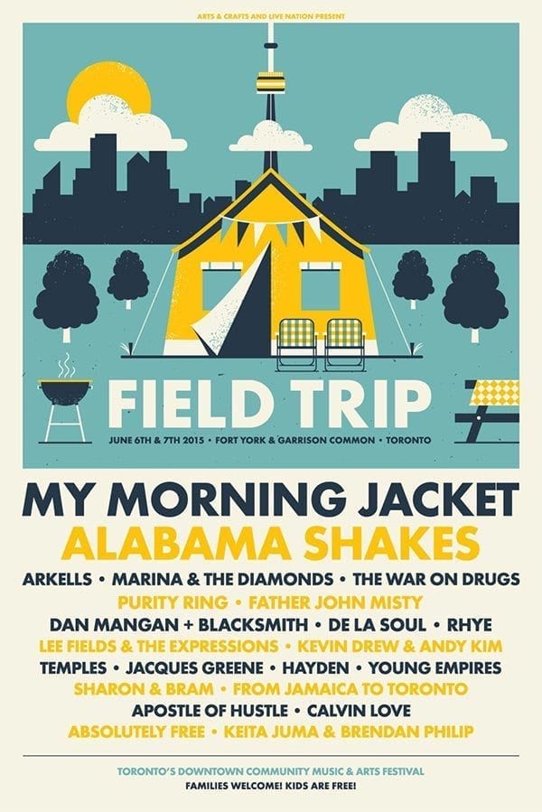 De La Soul My Morning Jacket And Alabama Shakes Taking A