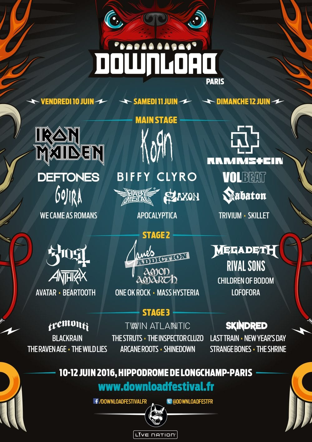 Download Festival Festival Hub  MFW Music Festival Guide