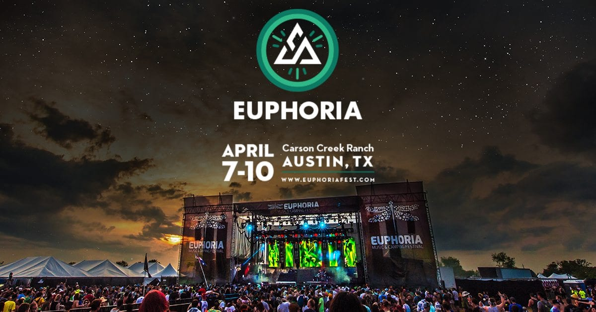 Get Happy: Euphoria Festival Returns With Fifth Anniversary Dates and Ticket Deals