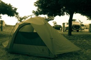 Festival Camping: Sierra Designs Lightning 2 FL Gear Review