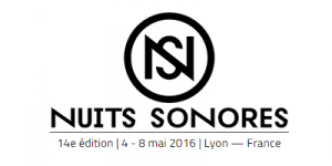 Nuits Sonores 2017 Festival Logo