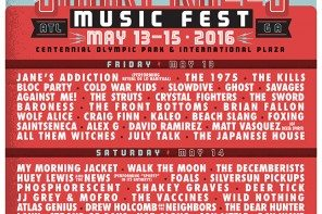 Shaky Knees 2016 Releases Daily Lineup and New Artists!
