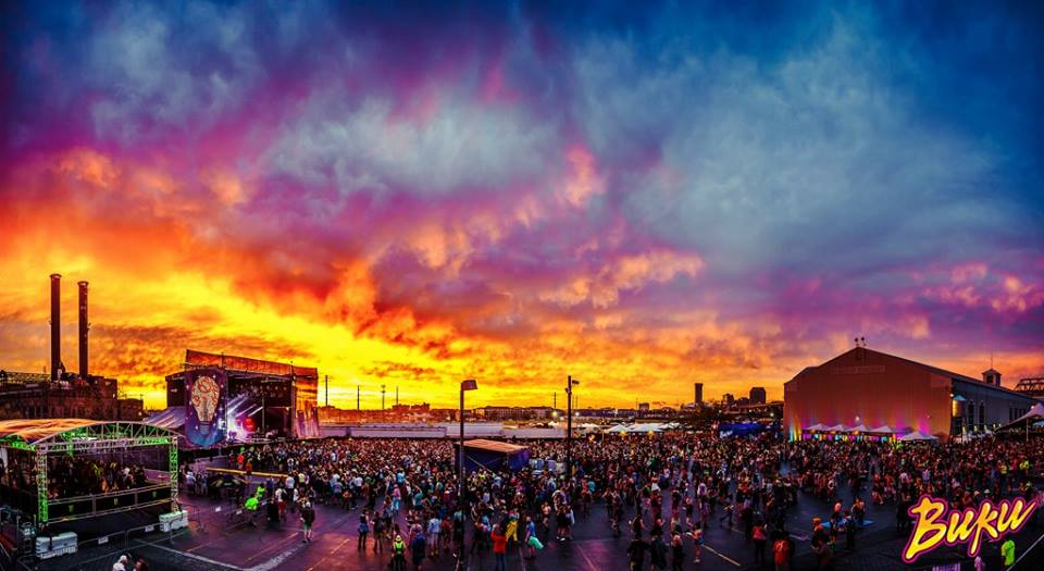 The Scene Photos And Fun From Buku Music Art Project 2016