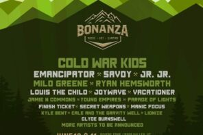 New Festival Alert! Bonanza Campout To Stake Claim In Utah