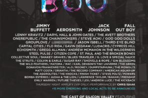 KAABOO 2016 Lineup: Aerosmith, Hall & Oates, Jack Johnson, Fallout Boy, Cypress Hill