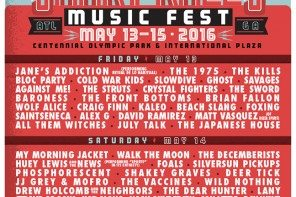 Win Free Tickets to Shaky Knees Festival 2016!