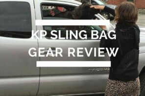 Gear Review: Keep Pursuing Sling Bag