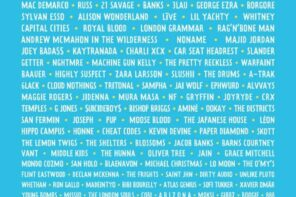 Lollapalooza 2017 Announces Lineup, Single Day Ticket Sale