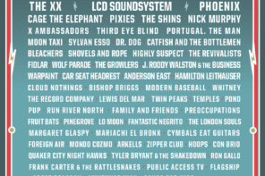The xx, Pixies, LCD Soundsystem, Phoenix: Shaky Knees 2017 Lineup