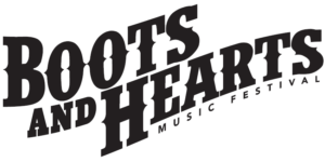 Boots and Hearts 2017 Festival Logo