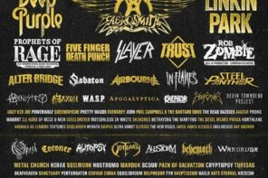 Bang Your Head — Hellfest 2017 Lineup Is Here