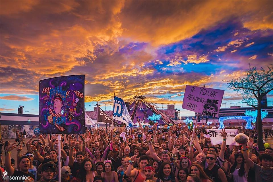 100 Artists Announced For Electric Daisy Carnival Mexico