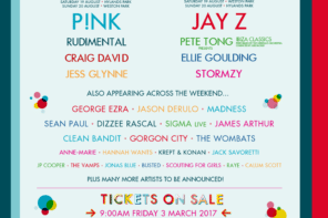 Ticketmaster Leaks the V Festival 2017 Headliners