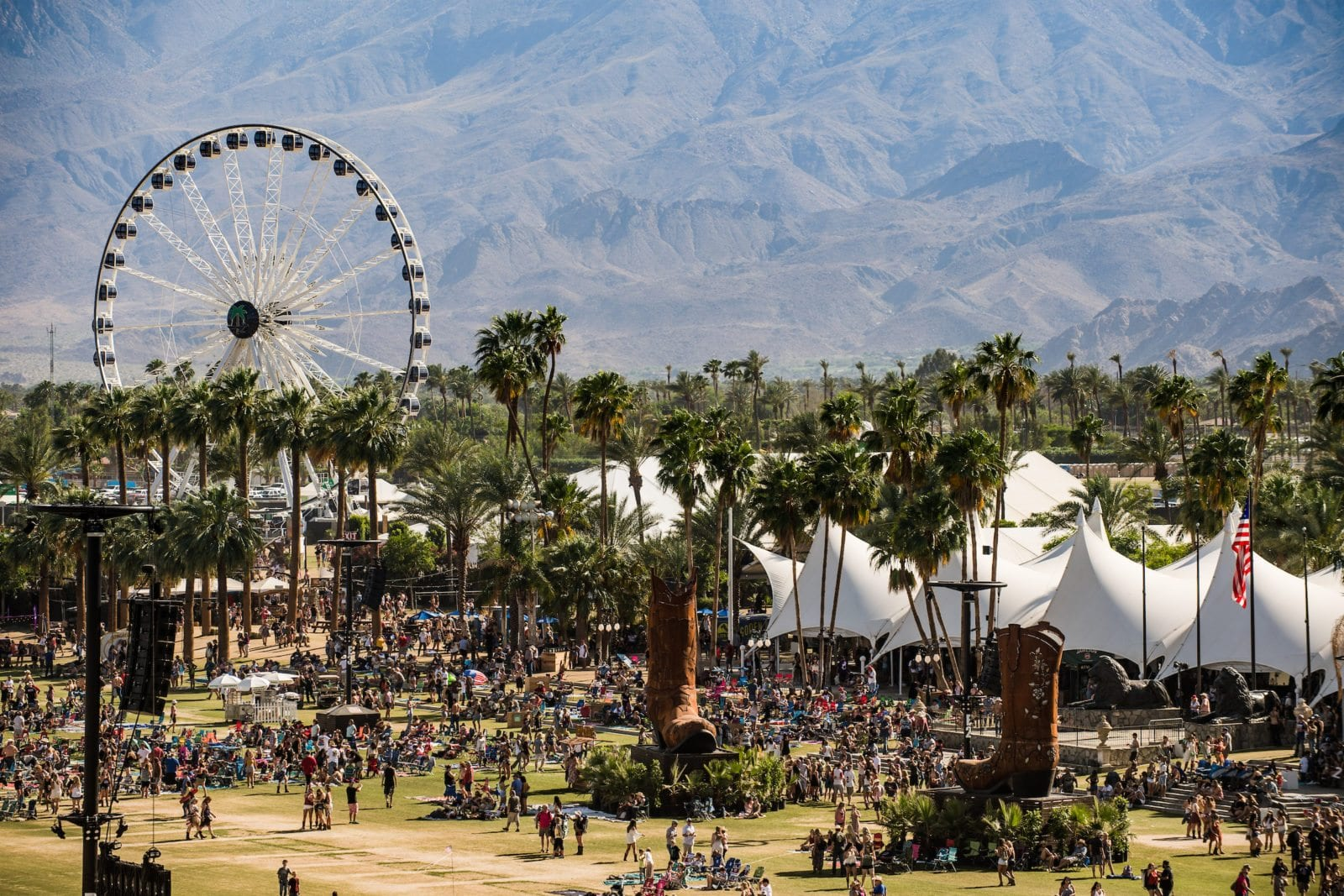 Festival The World Best Music Festivals In California