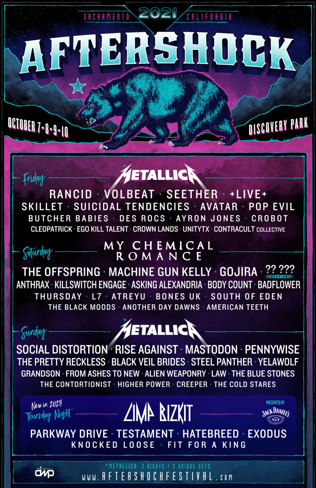 2021 Usa Music Festivals With Lineups Right Now Music Festival Wizard